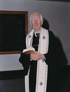 Ed Christman in 2001.  Photo by Snyder Photography.